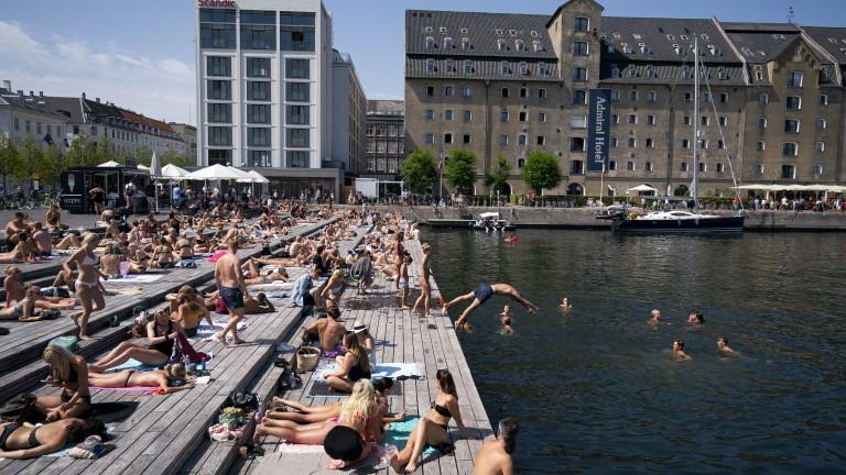 Юли 2019 г. е най-топлият месец от 1880 г.