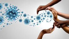 Колективен имунитет срещу COVID-19 - само с ваксина, не и с масово преболедуване