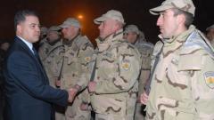 Бързаме за натовския център у нас, обяви военният министър