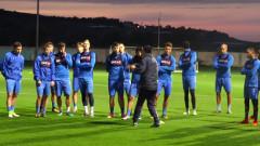 Левски представя отбора за пролетния дял от първенството в събота
