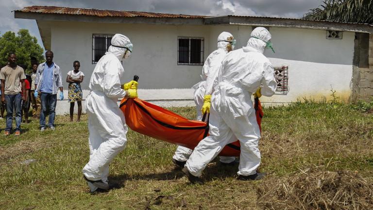 Русия разработи ваксина срещу ебола