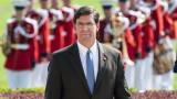 Новият шеф на Пентагона иска американски ракети със среден обсег в Азия