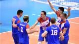Сърбия започна защитата на титлата си в Световната лига с победа