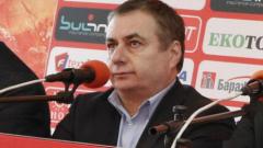 Шеф в ЦСКА: Подаръци, подаръци, подаръци - все за Лудогорец!