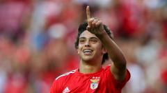 Жоао Феликс вече е в Мадрид, подписва с Атлетико до часове