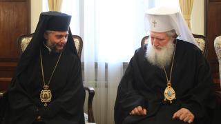 Епископ Киприан е новият Старозагорски митрополит