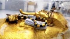 Какво се крие в саркофага на Тутанкамон