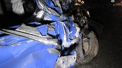 Петима пострадаха при челен сблъсък на пътя Русе – Разград