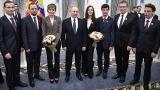 Путин убеден в светлото бъдеще на Русия