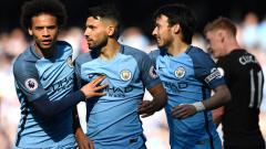 """Манчестър Сити готов за разгром срещу """"ранения"""" Уест Бромич Албиън"""