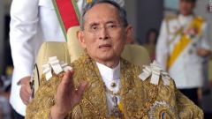 Отиде си кралят на Тайланд, който беше най-дълго управлявалият монарх в света