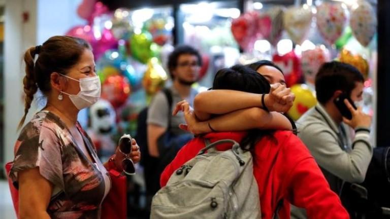 Бразилия съобщи за 39 023 нови случая на коронавирус