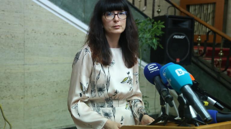 Министерството на правосъдието е изпратило писмо до генералния консул на