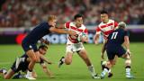 Световното първенство по ръгби навлиза в решителната си фаза