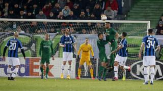 Интер без девет титуляри срещу Лудогорец