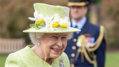 Кралица Елизабет Втора на 95