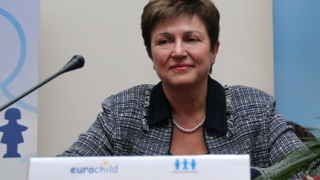 За правителство от добри експерти призова Кристалина Георгиева