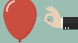 Обръщането на кривата на доходността в САЩ може да не доведе рецесия, а балон