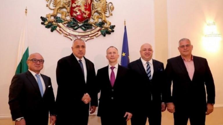 Федерацията по джудо благодари на премиера Борисов и министъра на спорта Кралев