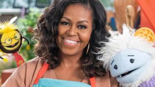 Новото шоу на Мишел Обама