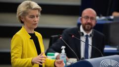Лайен заплаши Унгария, че ще усети пълната сила на закона на ЕС