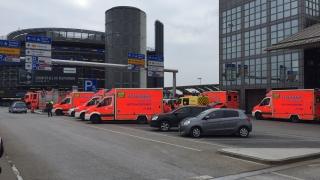 Десетки пострадаха от токсин на летището в Хамбург