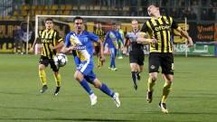 Ботев (Пловдив) отказа Верея и е номер 4 в Първа лига