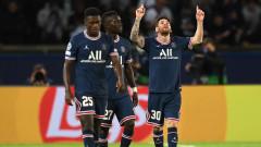 Лионел Меси вкара първия си гол за ПСЖ при победа над Манчестър Сити