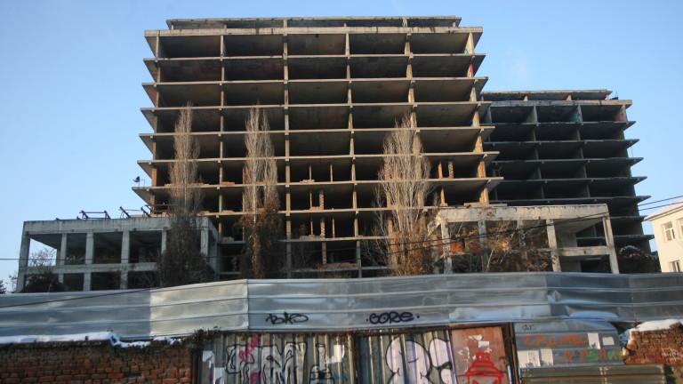 Нова оценка на конструкцията на Детската болница искат от Национална мрежа за децата