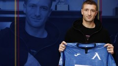 Левски подписа с нов защитник