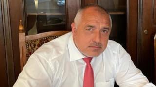 Борисов недоумява защо Радев се мота с втория мандат