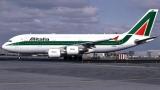 Арабската Etihad купува италианската авиокомпания Alitalia