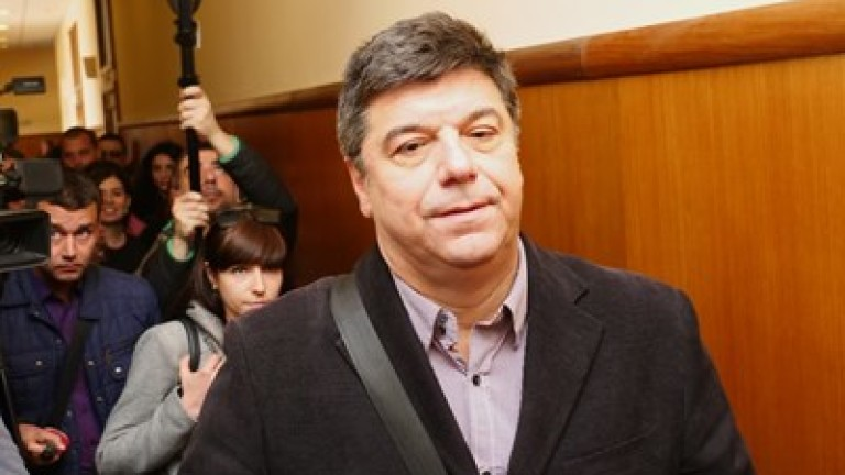 Петко Дюлгеров приет в болница