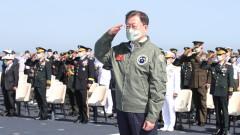 Южна Корея е готова да обяви официалния край на Корейската война от 1953 г.