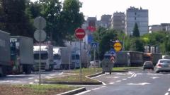 Силистренци готови ежедневно да блокират границата заради трафика през града им