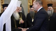 Радев и патриархът се обединиха около отстояването на нравствените ценности