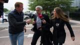 Моуриньо отново се разсърди на английските журналисти