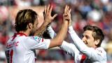 Севиля и Бенфика на полуфинал в Лига Европа