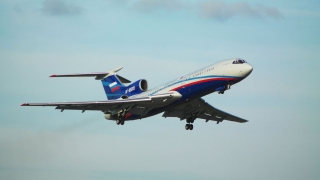 Военен самолет на Русия навлезе в Естония
