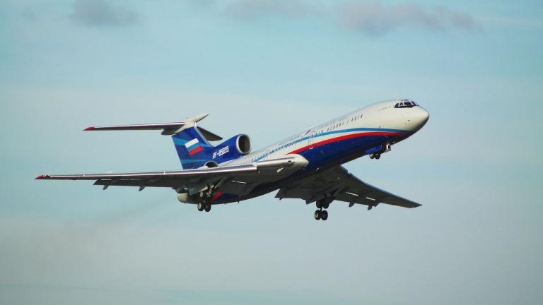 Руски военен самолет за кратко е нарушил въздушното пространство на