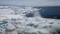 Коя е световната столица на айсбергите