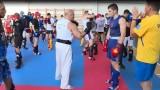 Първи международен кикбокс и муай тай лагер с шихан Иво Каменов