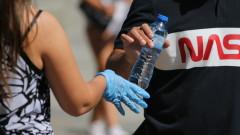 Раздават минерална вода в София заради горещото време