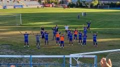 Спартак (Варна) се добра до победа над Септември (Симитли)