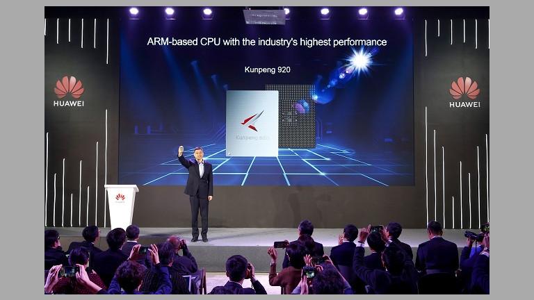 Huawei пуска чип от ново поколение