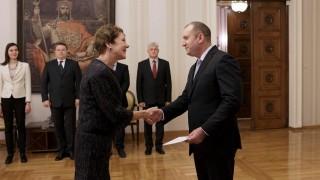 Беа тен Тъшер е новият холандски посланик в София