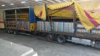 Задържаха 18 тона спирт на ГКПП Кулата