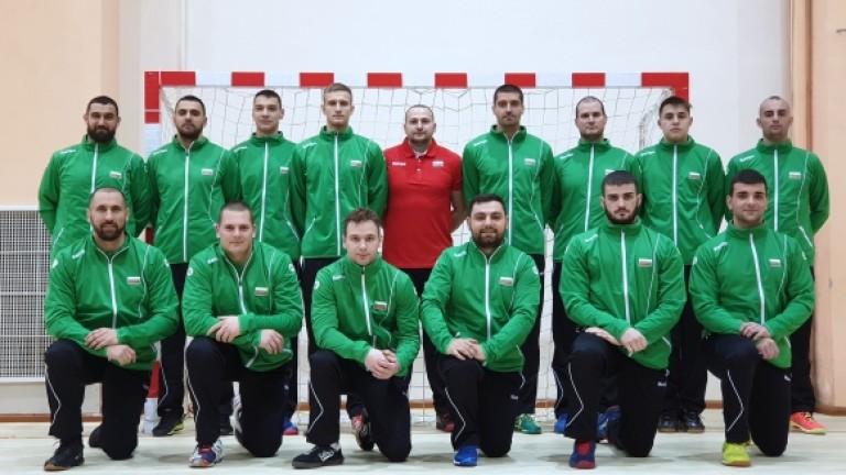 Mъжкият национален отбор на България по хандбал се завръща на