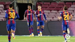 "Барселона и Севиля поделиха точките на ""Камп Ноу"""