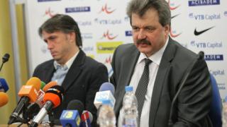 "Батков оптимист за ""Газпром"""